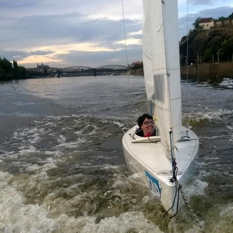 Pravidelné tréninky handicapovaní Praha